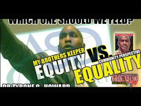 Equity vs Equality: The Community Perspective FULL Lecture Featuring Dr. Tyrone Howard (UCLA)