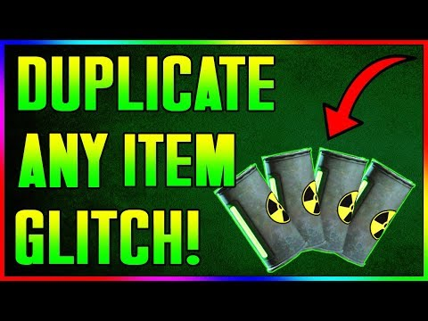 Fallout 76 -NEW Duplication Glitch! NO MORE CRAFTING! [After Patch] (In Depth Tutorial) thumbnail