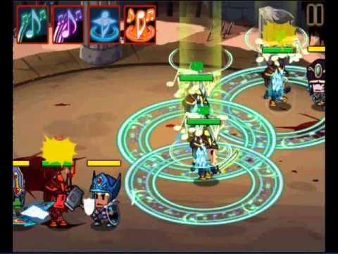 Heros VS Monsters - Three Bards Playthrough