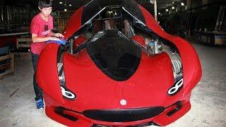 ТОП 6 самодельные автомобили  Лучшие авто самоделки в мире, самодельный суперкар и внедорожник