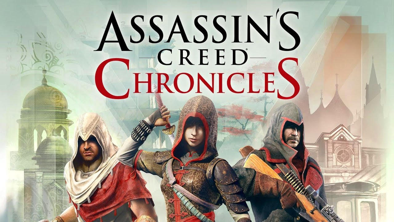 Assassin S Creed Chronicles Trilogy Pack China India Russia