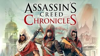 Assassin's Creed Chronicles: Trilogy-Pack | China, India, Russia [PS4]