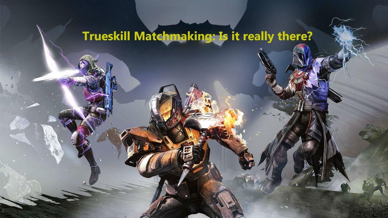 matchmaking TrueSkill