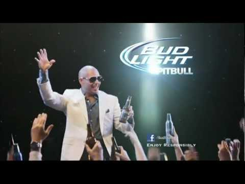 Pitbull for Bud Light (2012)