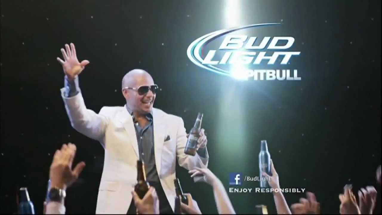 Pitbull For Bud Light 2012