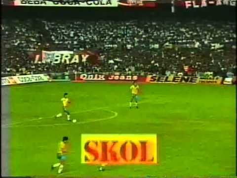 Copa America Final 1989: Brazil v Uruguay (1-0) Full Match