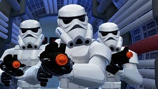 Disney Infinity 3.0 Co-op - Star Wars: Rise Against the Empire Playset - Part 1