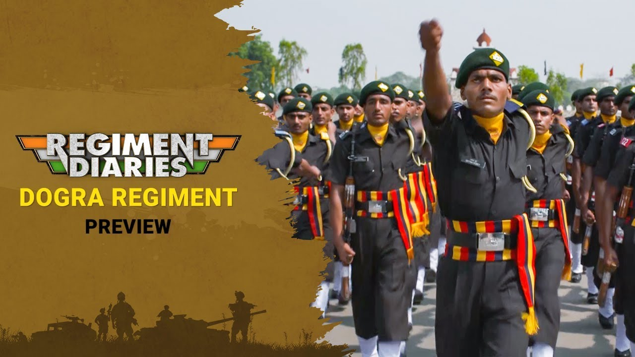 dogra regiment