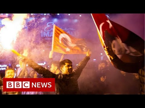Turkey local elections: Setback for Erdogan in big cities - BBC News