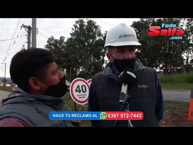 CORTES AVENIDA BOLIVIA