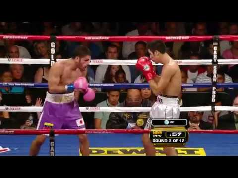 Jorge Linares vs Antonio DeMarco HD