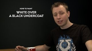 WHTV Tip of the Day: White Over a Black Undercoat