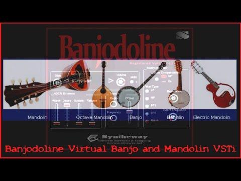 Syntheway Banjo Mandolin Banjolin Cindy Cindy