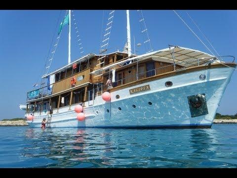 Cruise on the Adriatic Sea - Croatia