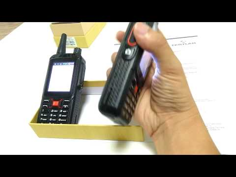 Walkie Talkie PTT Phone - 3G On AT&T/T-Mobile