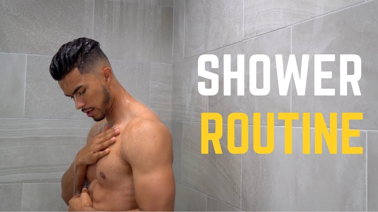 How To Properly Take A Shower My Shower Routine