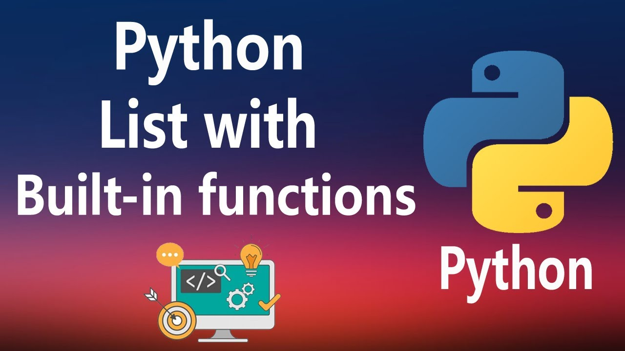 How to Create and Use List in Python
