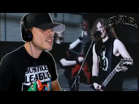 Evile - Thrasher (Music Video) REACTION