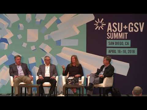 ASU GSV Summit: Global Panel: Field(s) of Dreams, If We Build It, Will They Come?