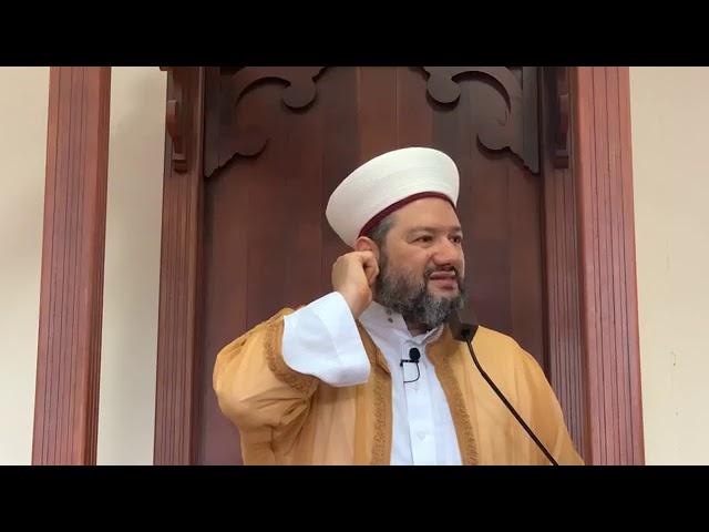 خطبة الجمعة من مسجد السلام في سدني | التوكل على الله والتحذير من الكهنة والعرافين | 25-12-2020