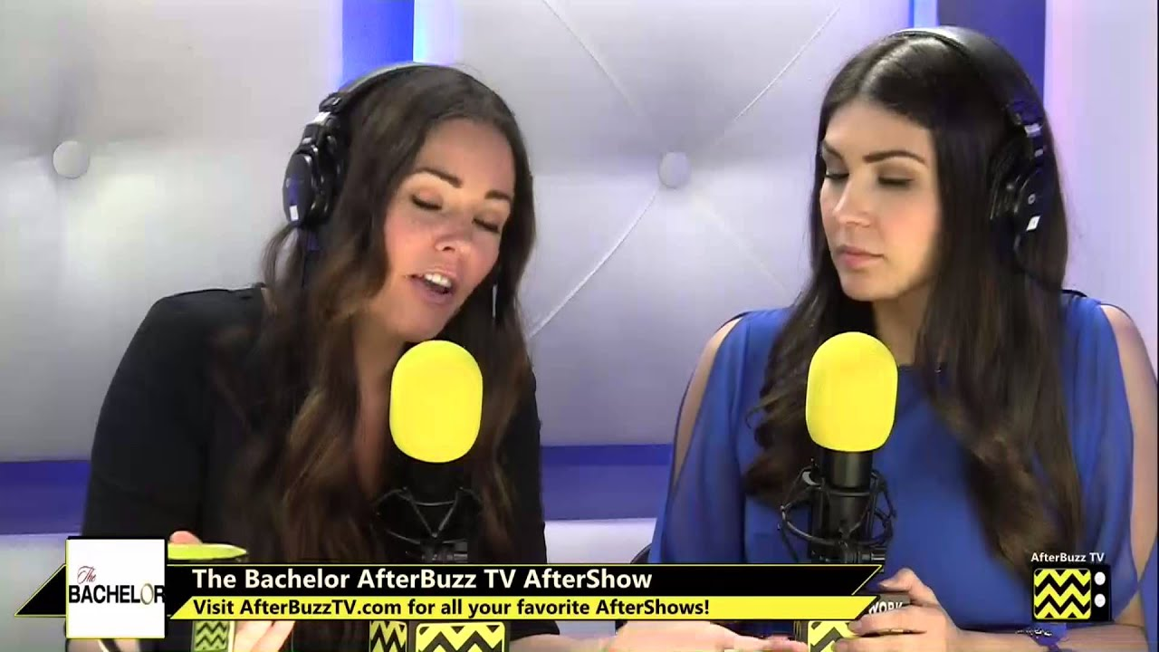 """The Bachelor After Show Season 17 Episodes 12 & 13 """"Finale ..."""