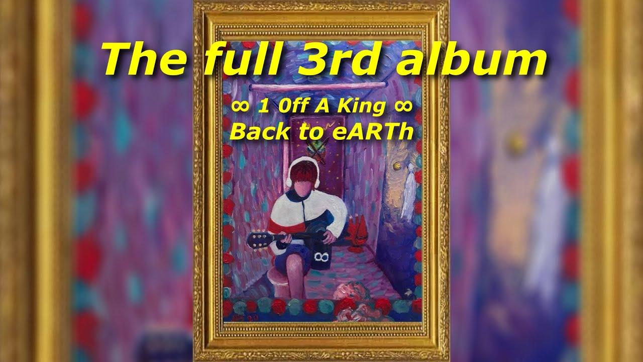 Ολόκληρο το 3ο άλμπουμ [back to eARTh]