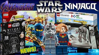 LEGO MAY 4TH PROMO, NEW 2019 SETS, PROMOS & MORE! (NEWS)