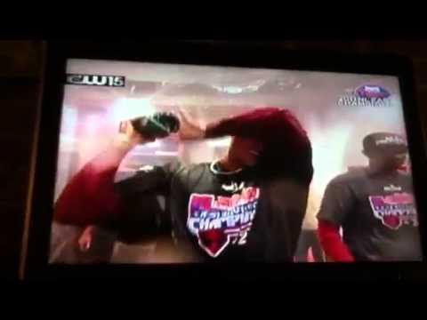 Phillies Celebration, 2011 national league east champions