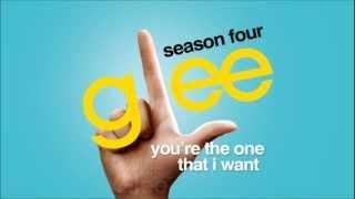 You're The One That I Want - Glee [HD Full Studio]