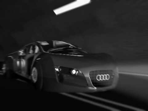 Audi RSQ ad (uni project)