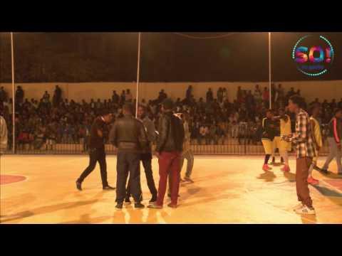 Saaxil vs Gabilay final Basket ball S/land 2016