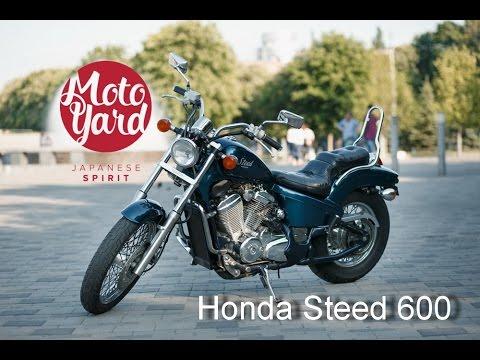 Honda steed — японский мотоцикл из класса лёгких / средних круизеров в американском. Honda steed 400 vlx, 1991. Vls: v-twin. Steed(600).