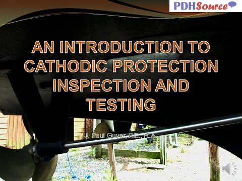 AV PP Cathodic Protection Inspection Testing