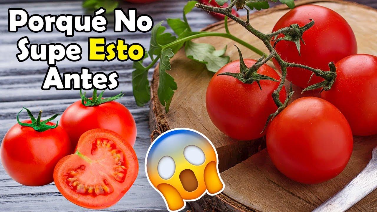 Casi Nadie Sabe que el Tomate Cherry hace todo esto en tu cuerpo