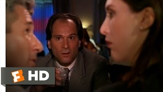 Internal Affairs (2/8) Movie CLIP - You Can Trust Me, I'm a Cop (1990) HD
