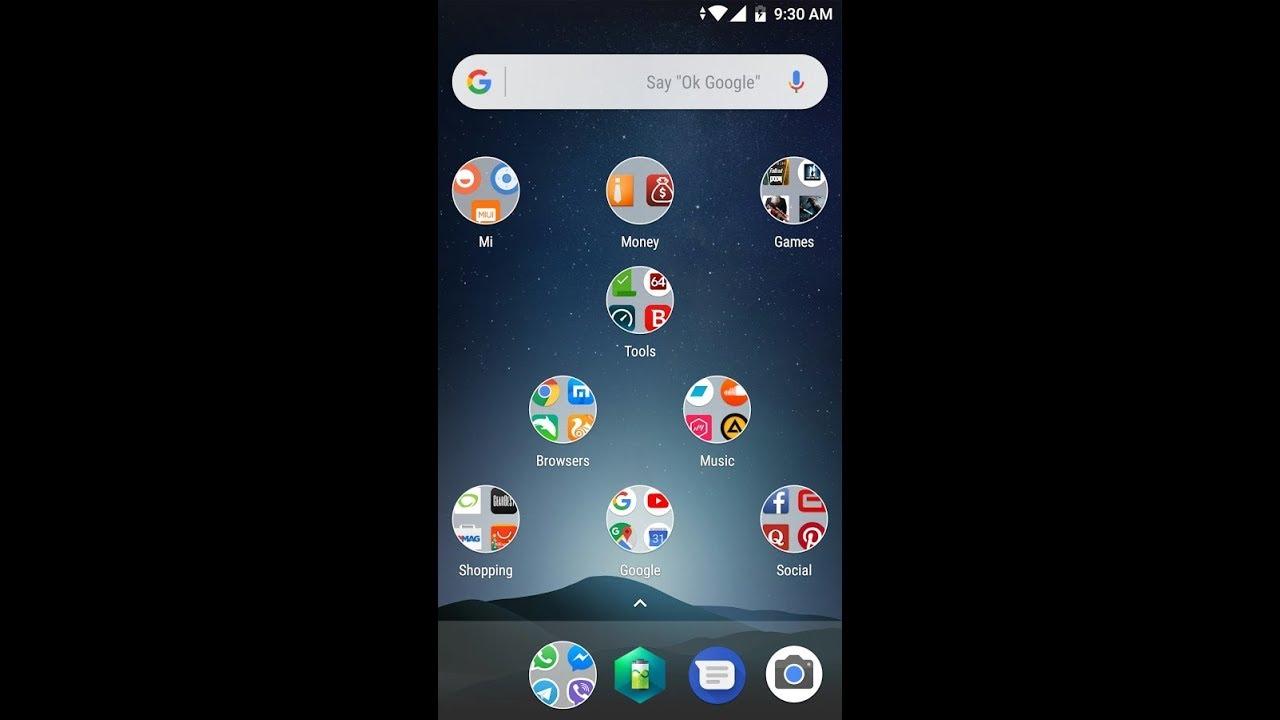 Xiaomi Mi A1 missing Phone app after Oreo update