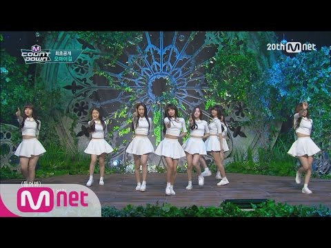 OH MY GIRL(오마이걸) - 'CLOSER' M COUNTDOWN 151008 EP.446