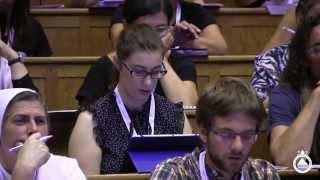 CDR Convegno-Pellegrinaggio 2014: Intervento Padre Jordi-A. Piqué i Collado