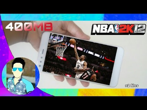 NBA 2K12 GAME DOWNLOAD ON ANDROID
