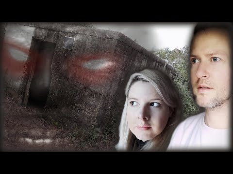 GHOST Of The FORT FISHER HERMIT! (Collab With Joey Adventures) | Haunted Bunker! | MichaelScot