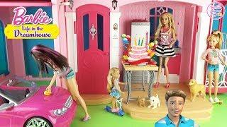 Мультик БАРБИ и Ракель готовят подарок для Кена Праздник Видео для детей ♥ Barbie Original Toys