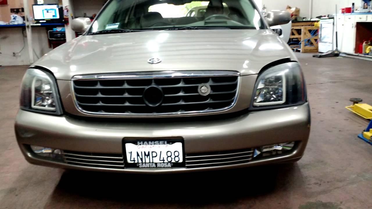 2001 Cadillac Dts Retrofit 40w Cree