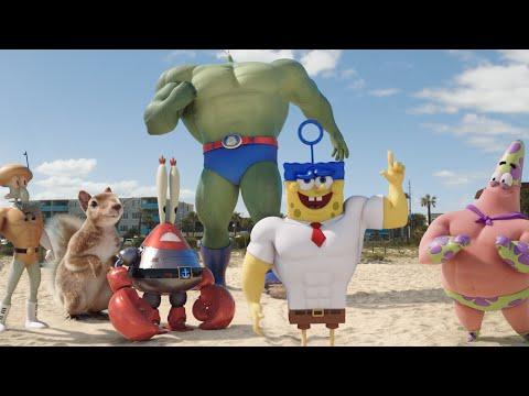 SpongeBob: Sponge Out Of Water - Together