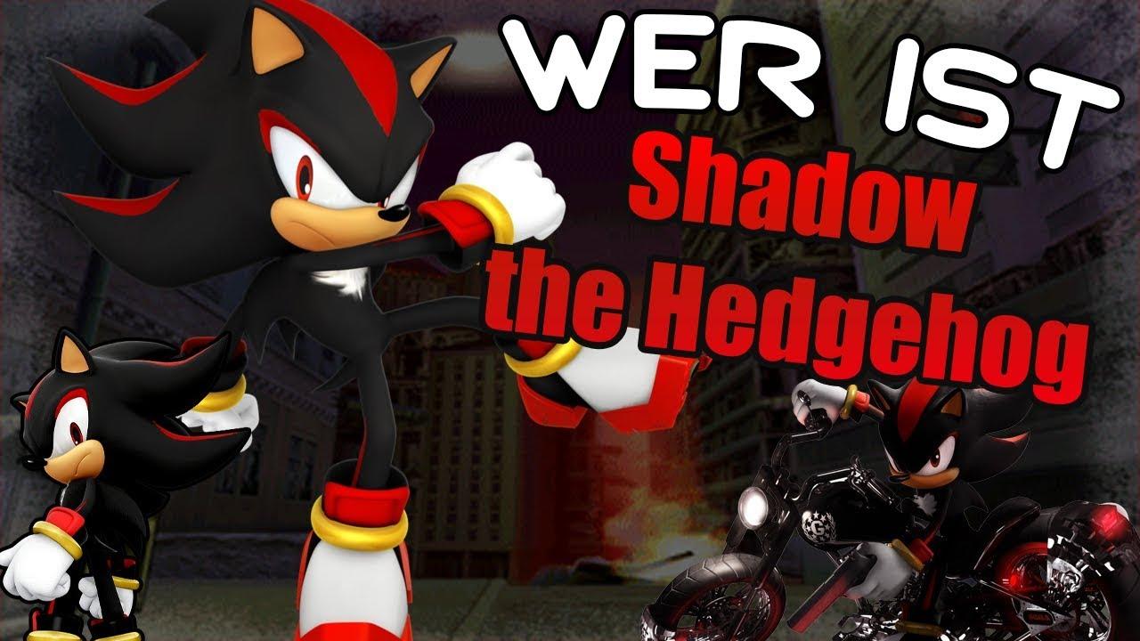 Wer ist: Shadow the Hedgehog - Charakter Zusammenfassung - YouTube