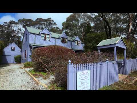 Lavender Manor Video Beaches and Mountains Girls Getaways Blackheath Venue