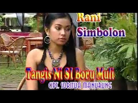 Rany Simbolon - Tangis Ni Si Boru Muli (Official Lyric Video)