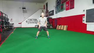 Lateral Bound to Hip Turn Progressions