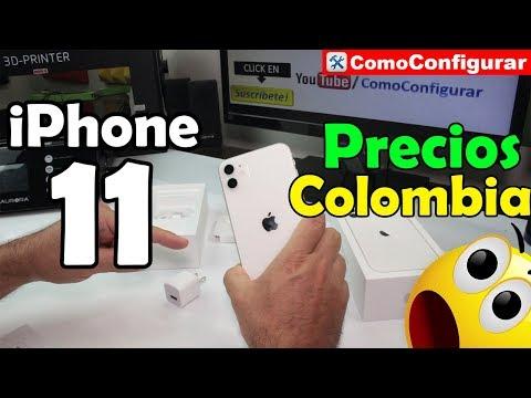Iphone 11 Precio MAS BARATO En Colombia Mira Donde Comprar Preventa