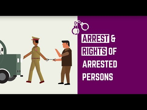 Arrest and Rights
