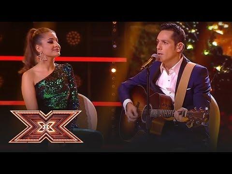 """Finala X Factor 2018. Duet. Doiniţa Ioniţă & Ștefan Bănică - """"Doar Odată-i Crăciunul"""""""